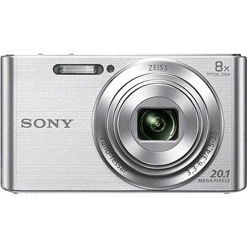 Sony CyberShot DSC-W830 strieborný (DSCW830S.CE3)